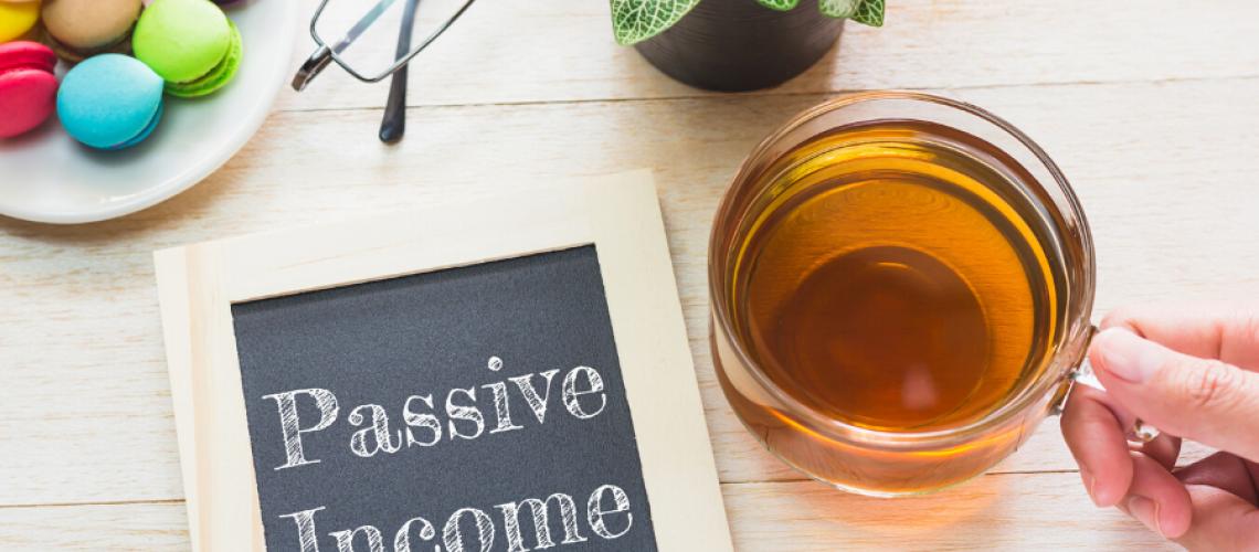 PassiveIncome- BookWebsite